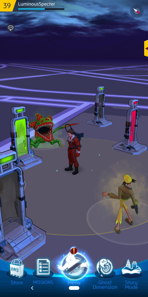 Dimensional Doors (Gates) - Ghostbusters World Hub