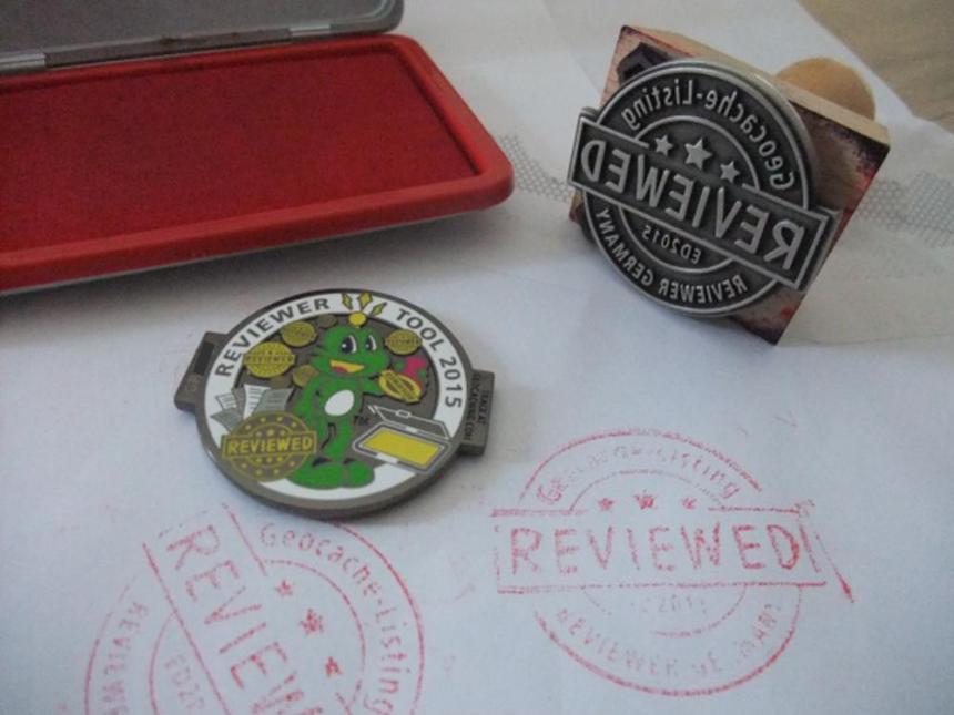 GRC 2015 - Stamp Tool Reviewed