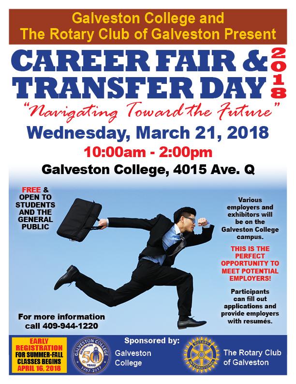 Career Fair & Transfer Day