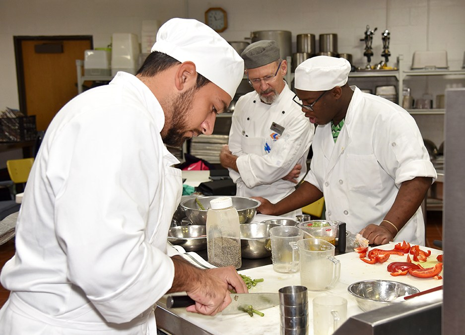 Galveston College Culinary Arts students to host luncheon