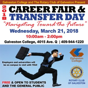 2018 Career Fair and Transfer Day set for March 21