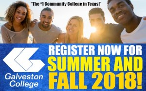 Summer and fall registration to open Monday at Galveston College