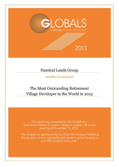 Global Awards 2013