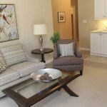 Empire Crossing Retirement Community Suite