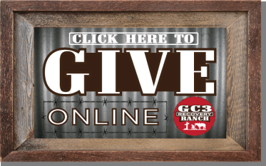 Give to GC3 Recovery Ranch