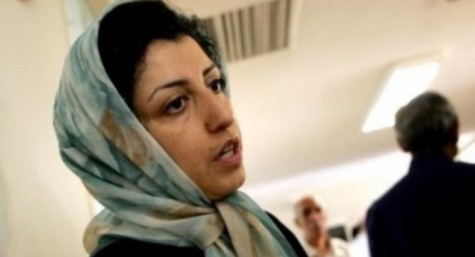 Image result for Narges Mohammadi sentenced to 16-year prison in Iran