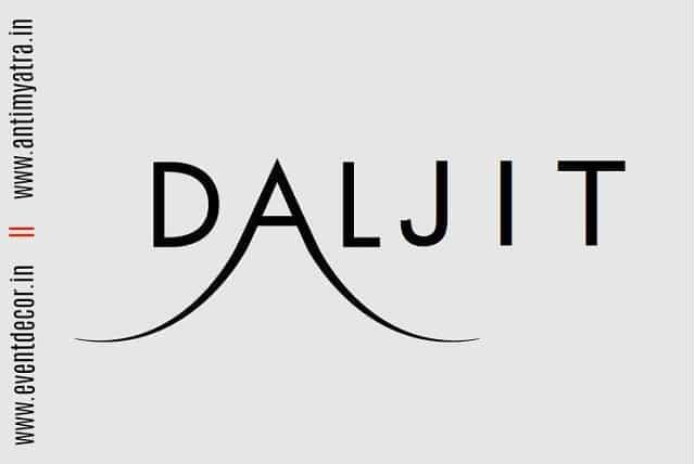 Daljit Sean Singh logo by G Caffe