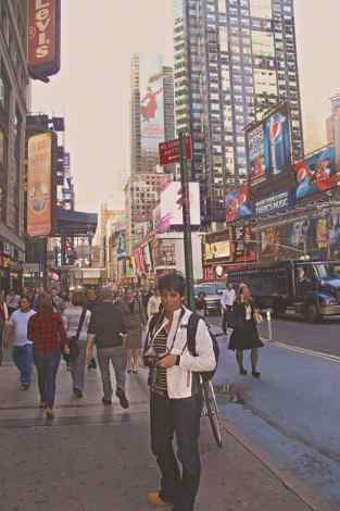 travel_New York Times Square