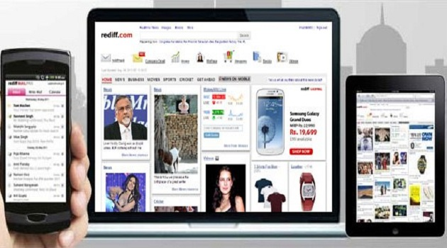 Rediff Company Overview