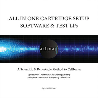 analogmagik cartridge alignment system