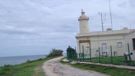 The westernmost point in Cuba, one of the hawk watch sites