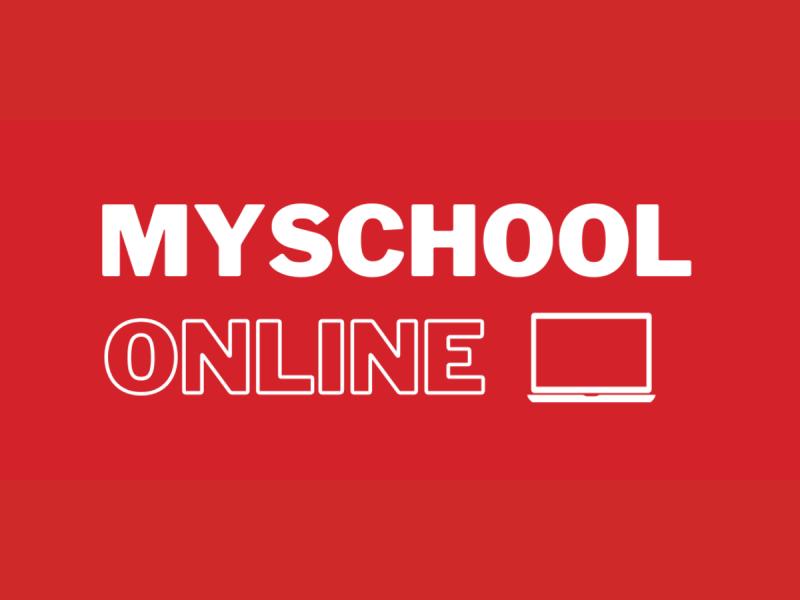 My school Online icon