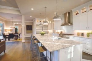Use a home equity loan to build your dream kitchen.