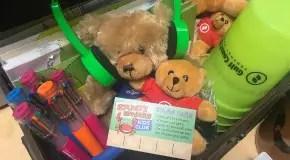 Sandy saver treasure chest