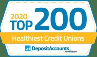 Top 200 Healthiest Credit Unions