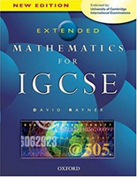 Extended Mathematics for IGCSE by David Rayner