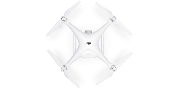 Dji Phantom 4 Advanced Quadcopter Drone 1