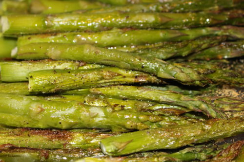 Roasted Vegetables Asparagus