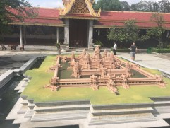 Model of Angkor Wat