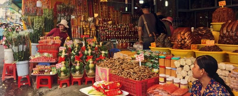 Châu Doc market