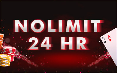 no limit 24hr