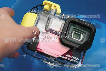 頭條日報 頭條網 - 夏日水中拍攝 潛水殼應用攻略