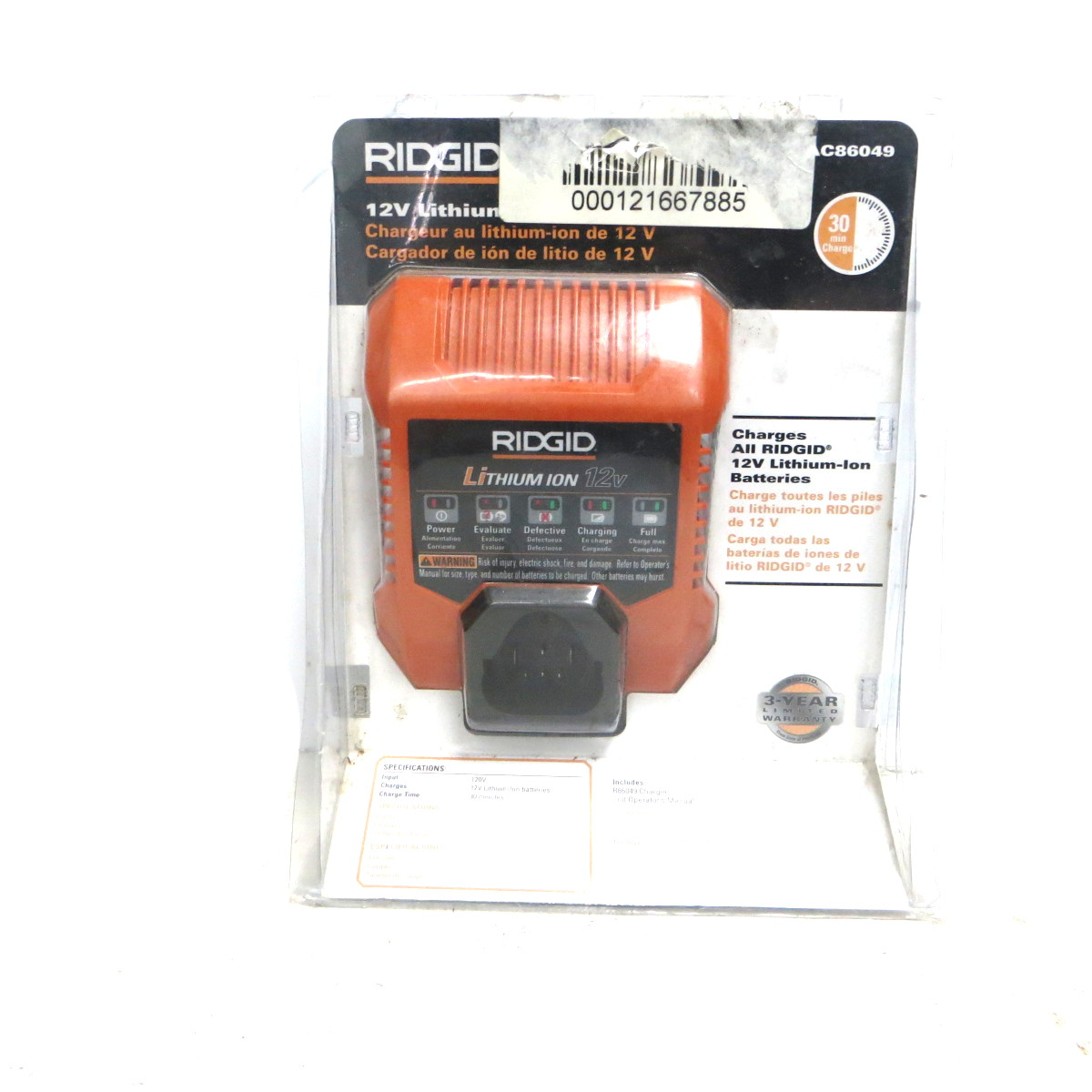 Ridgid Battery Charger Evaluate