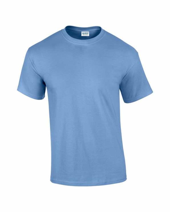 Mens T-shirt carolina blue