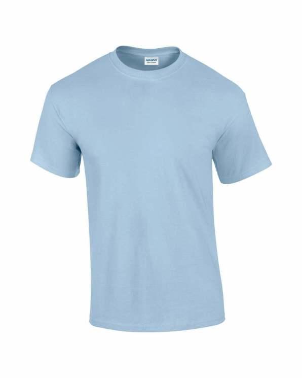 Mens T-shirt Light Blue