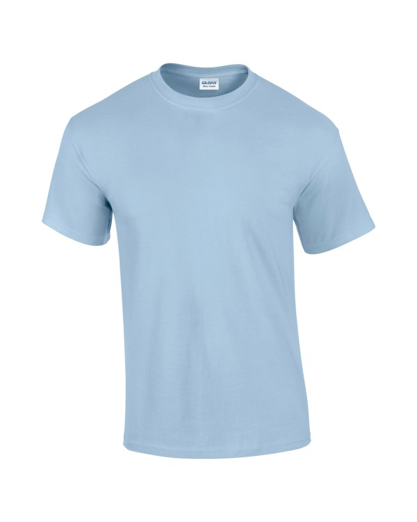 Mens T-shirt Light Blue