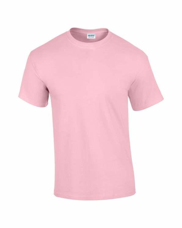 Mens T-shirt Light Pink