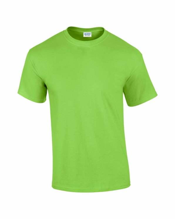 Mens T-shirt Lime