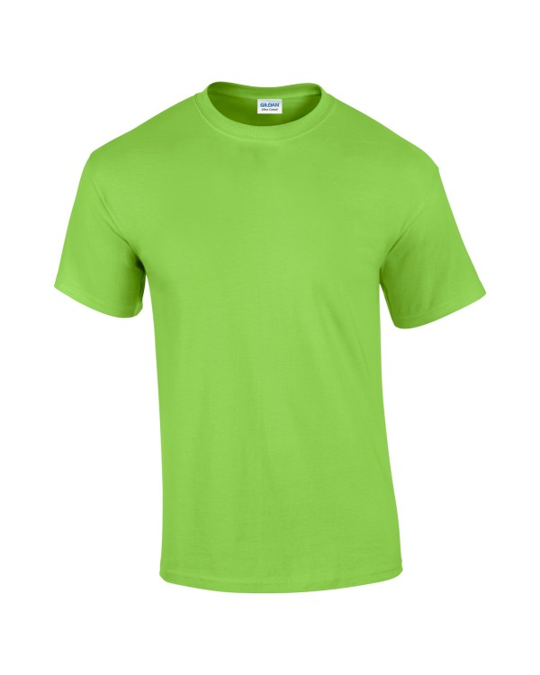 Mens T-shirt Lime