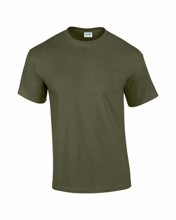 Mens T-shirt Millitary Green