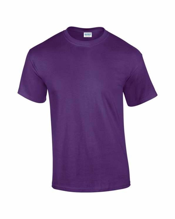 Mens T-Shirt Purple