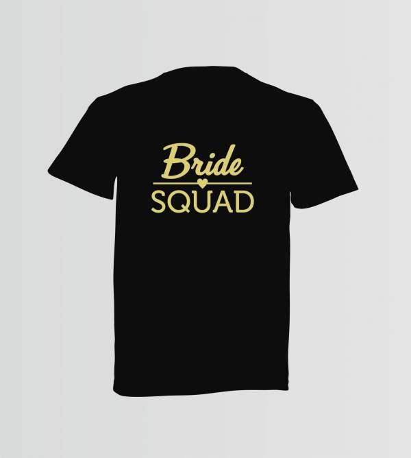 Bride Squad T-Shirt