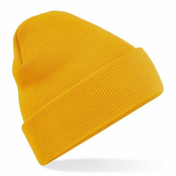 Beanie Hat Mustard
