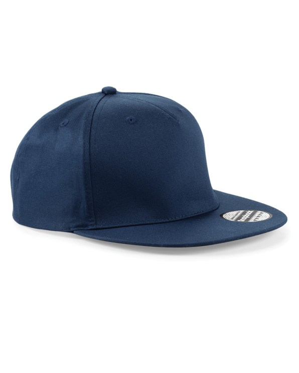 Snapback Navy Blue