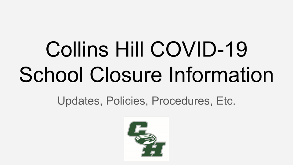 Collins Hill HS / Homepage