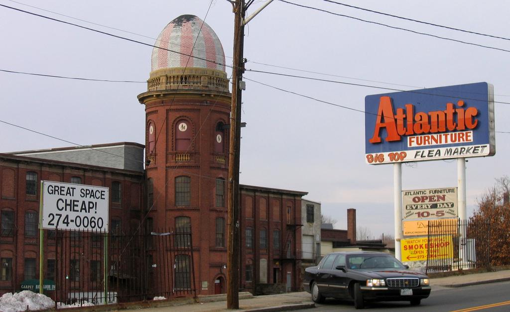 ProJo Reviving Olneyville Providence Plan Seeks Overhaul