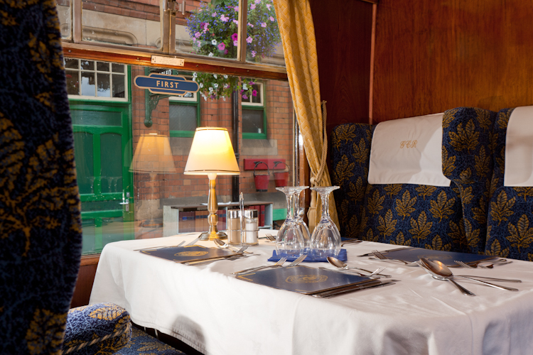 Private Charters  Group Dining  Great Central Railway