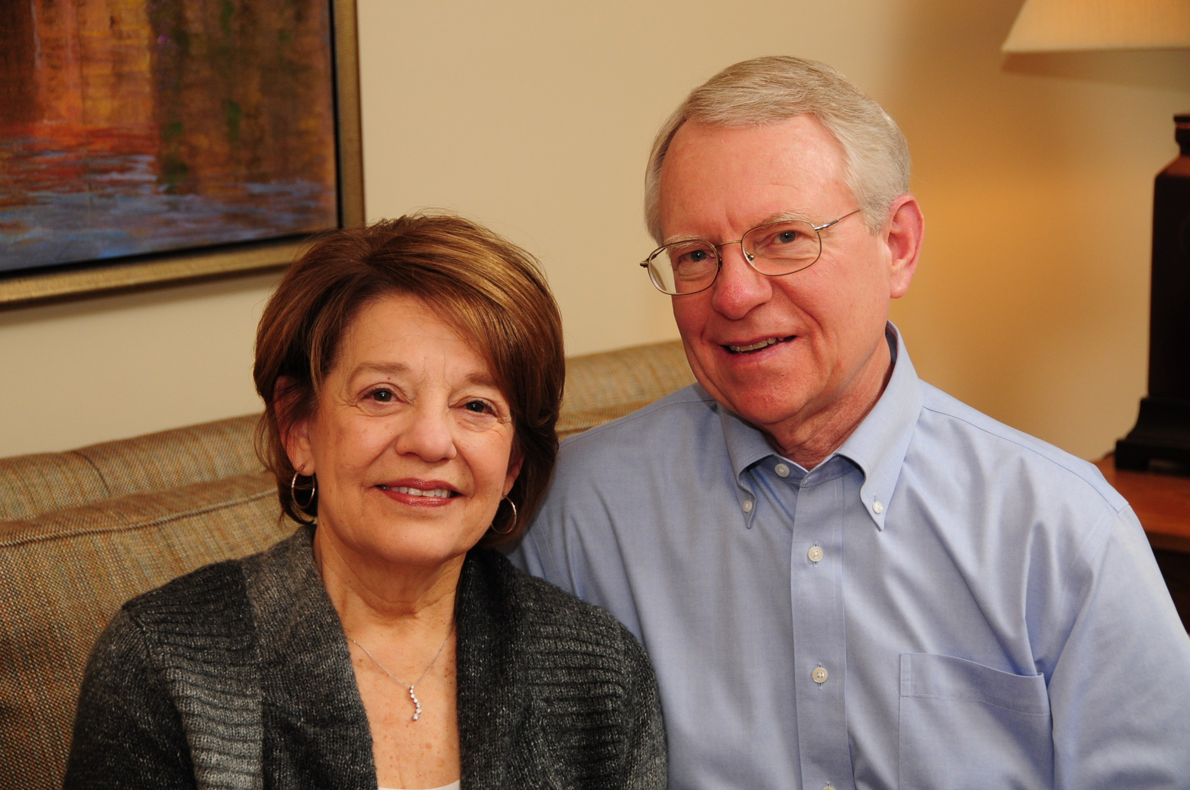 Steve and Joanne Carfrae Care for Their Community