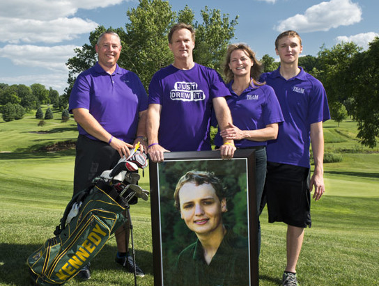 Memorial Scholarship Honors Legacy of Kennedy High School Golfer