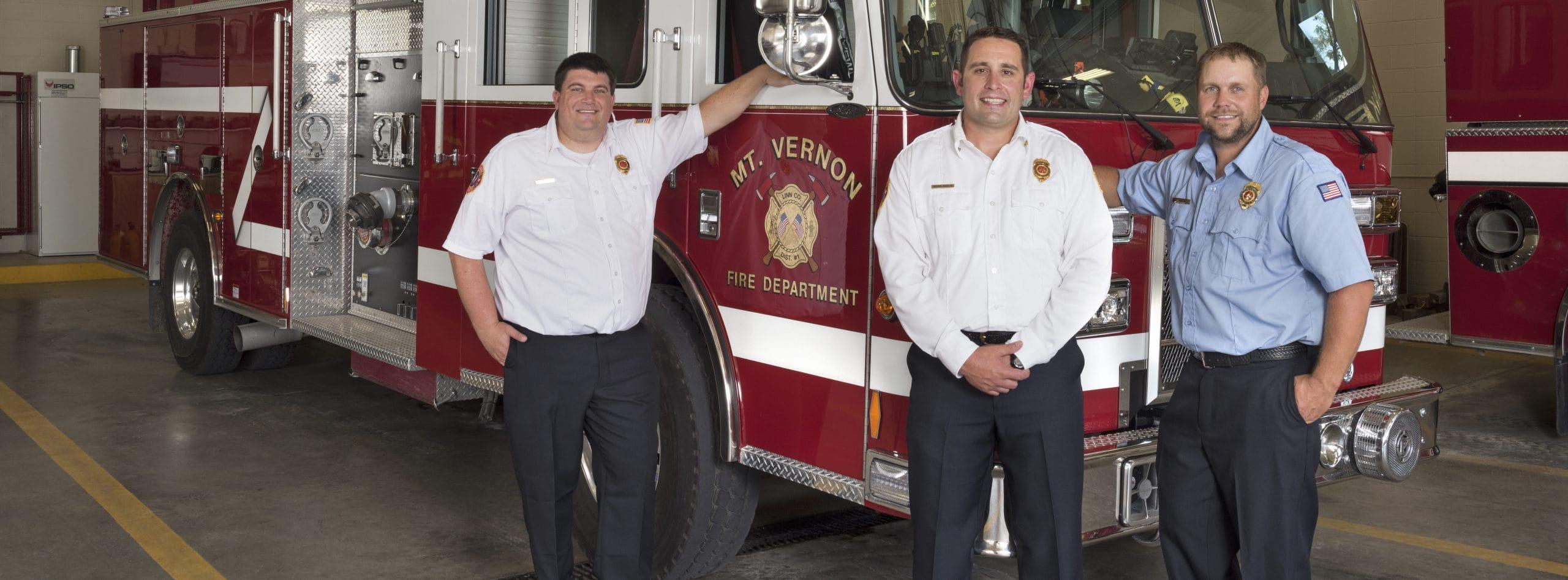 Mt. Vernon Volunteer Fire Dept. 2017, GCRCF