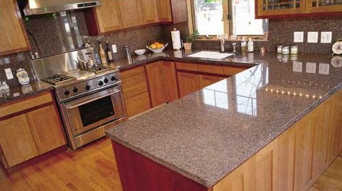 granite kitchen countertops pictures danze parma faucet genesee cut stone marble michigan more private residence in