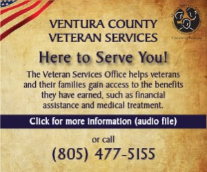 Ventura County Veteran Services Office; Benefits and Claims Assistance; VA Benefits