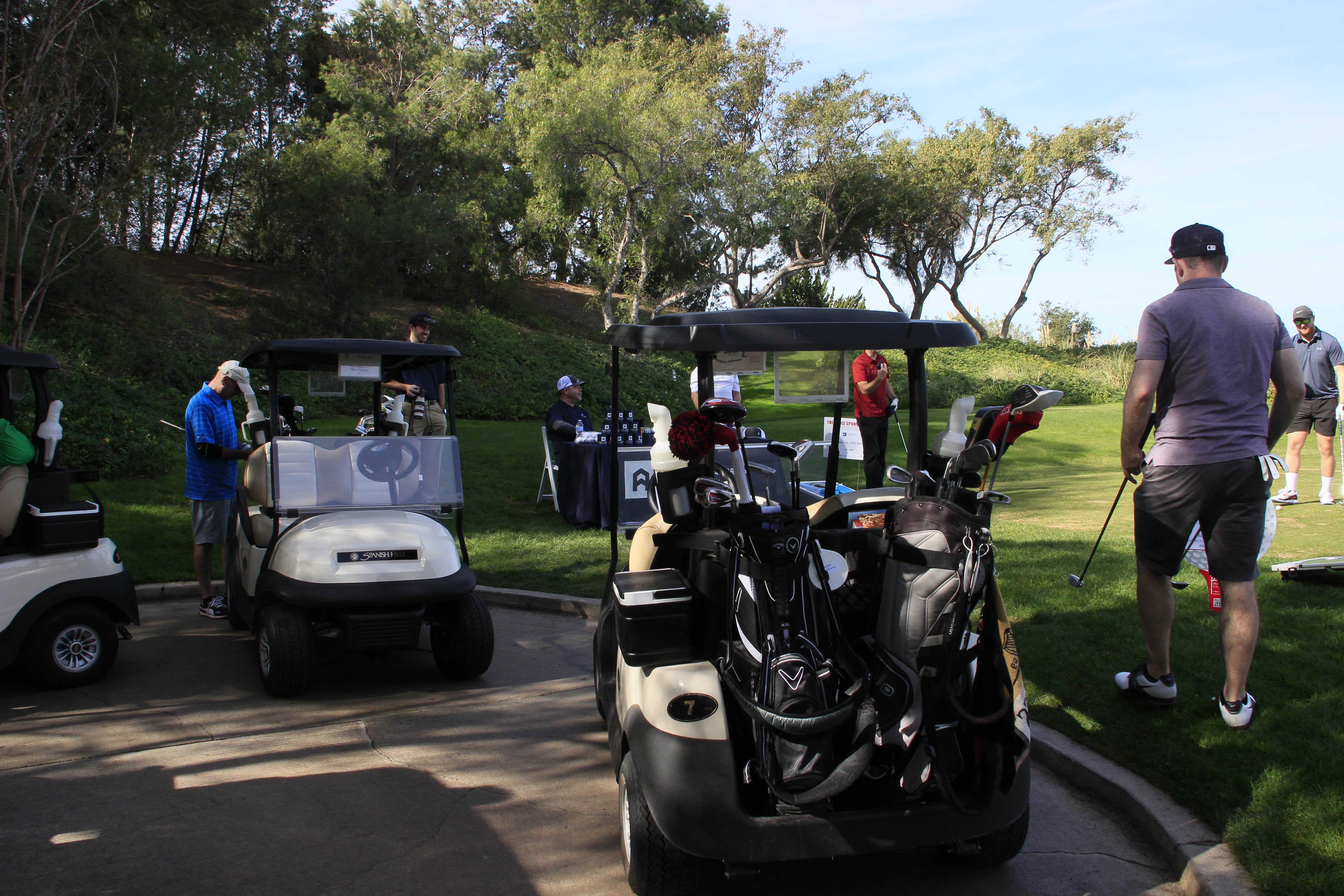 12th Annual Charity Golf Tournament in Support of Veterans