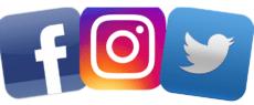 Social Media; Facebook; Instagram; Twitter; Resources for Veterans