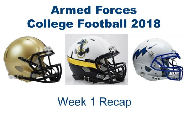 Armed Forces College Football