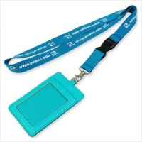 ID Card Holder Lanyards   ID lanayrds   pouch lanyards factory